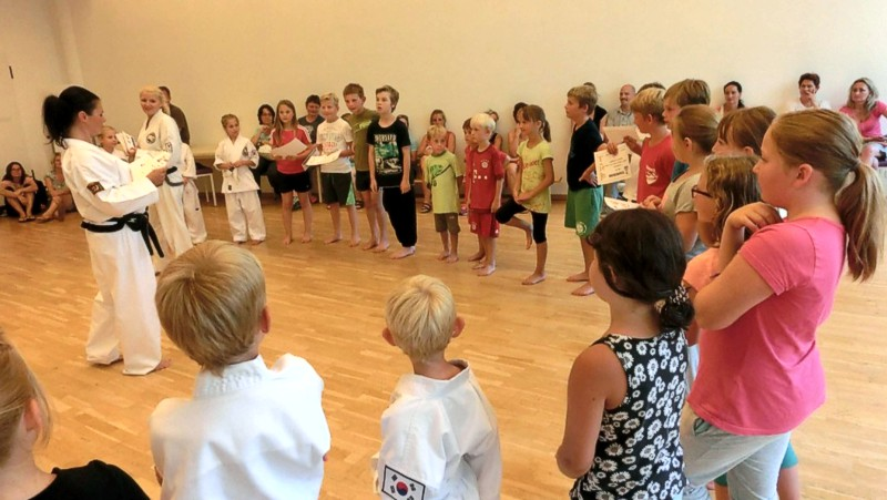 Kinderkarate als Alternative für Kinderturnen