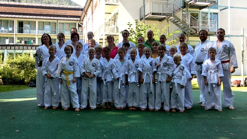 Selbstverteidigung und Anti-Mobbing in Schönau