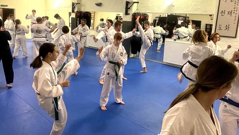Taekwon-Do Schulen Könnecke - die Nummer 1 der traditionellen Kampfkunst in Traunreut