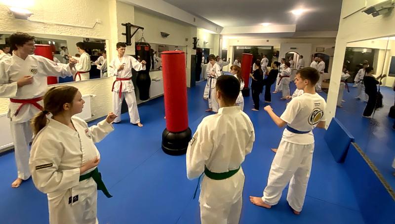 koreanisches Karate und Selbstverteidigung in Traunreut