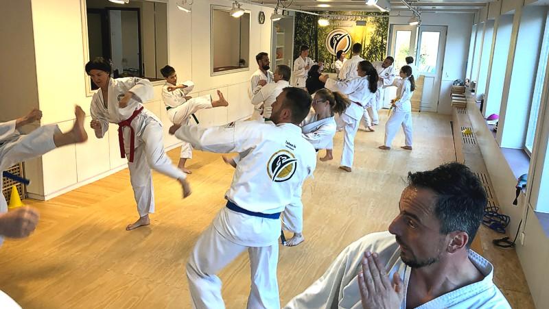 Taekwondo Traunstein - die Alternative für Kinderturnen