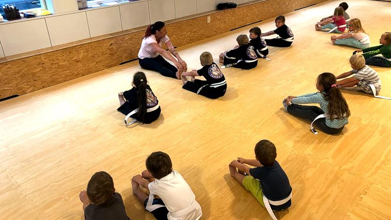 Kinder-Karate und Kinder Kung Fu als Alternative für Kinderturnen