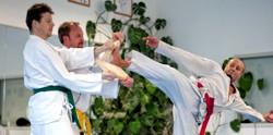traditionelles Taekwon-Do als Ausgleich zum Alltag